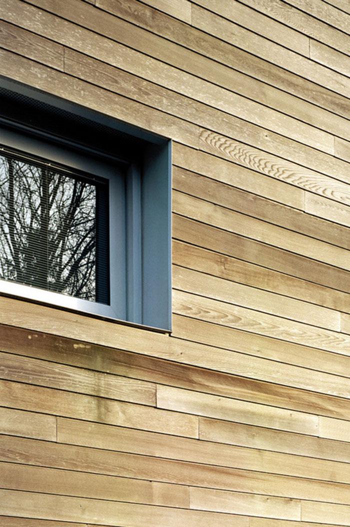 Modern Exterior Window Details